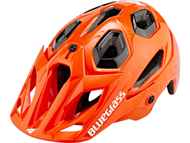 bluegrass Golden Eyes - Casco de bicicleta - naranja